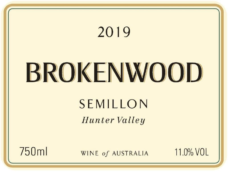 Hunter Valley Semillon
