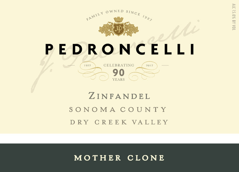 Mother Clone Zinfandel 2018
