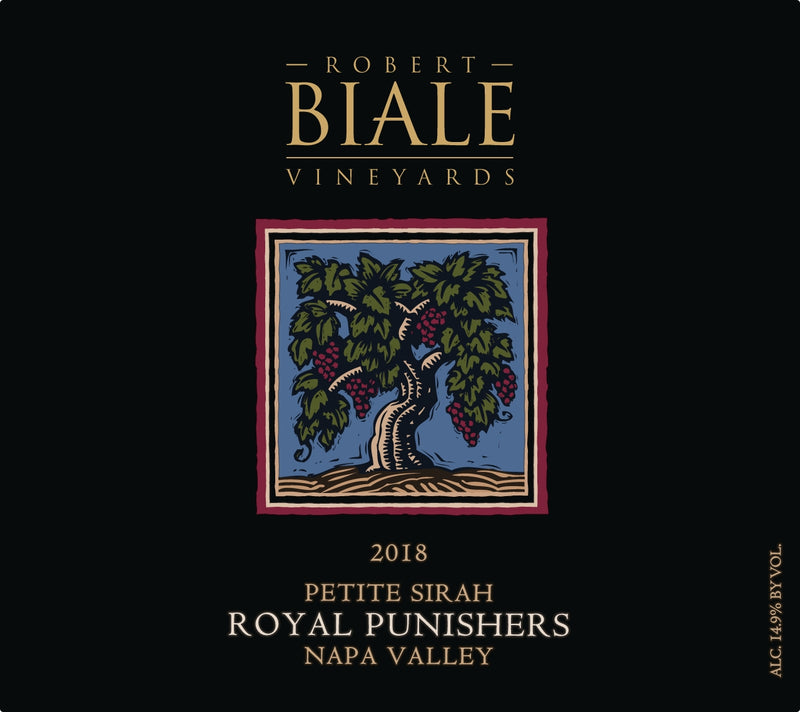 Royal Punishers Petite Sirah 2018