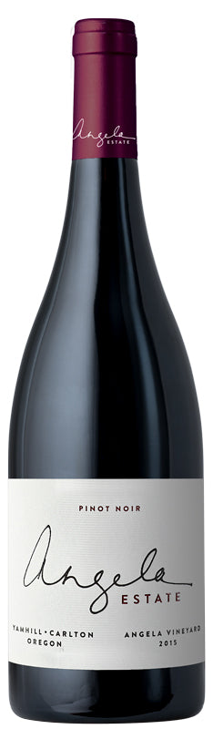 """Angela Vineyard"" Pinot Noir 2015"