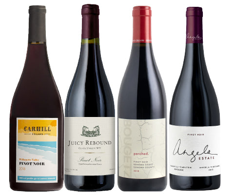 Perfect Pinot Noirs 4-Pack Gift Set