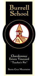 """Teacher's Pet"" Chardonnay Label"