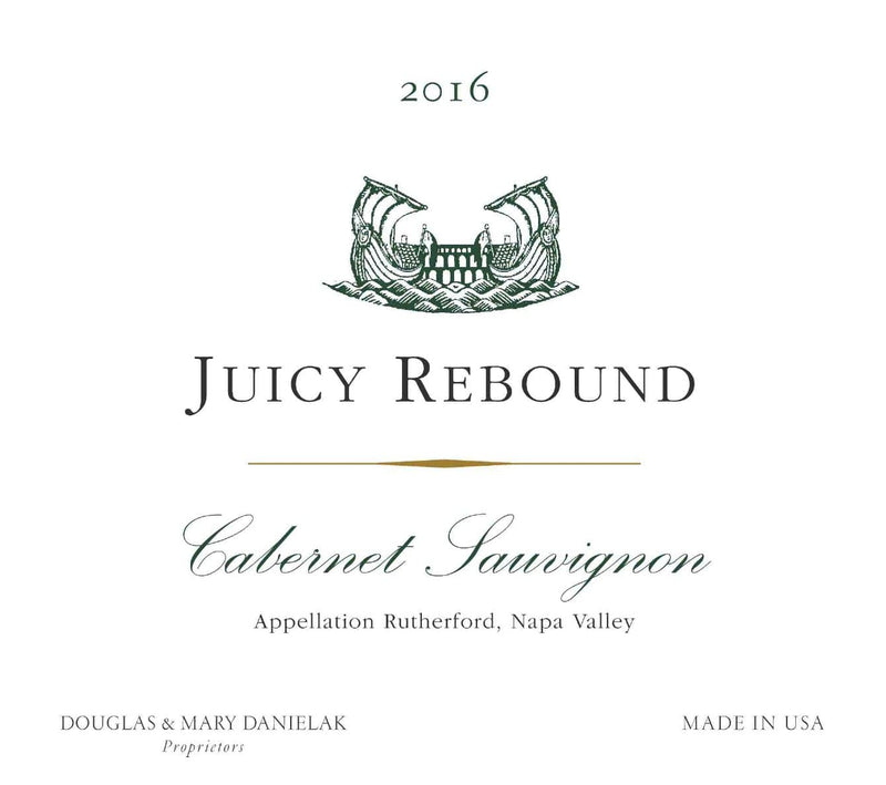 Rutherford Cabernet Sauvignon 2016