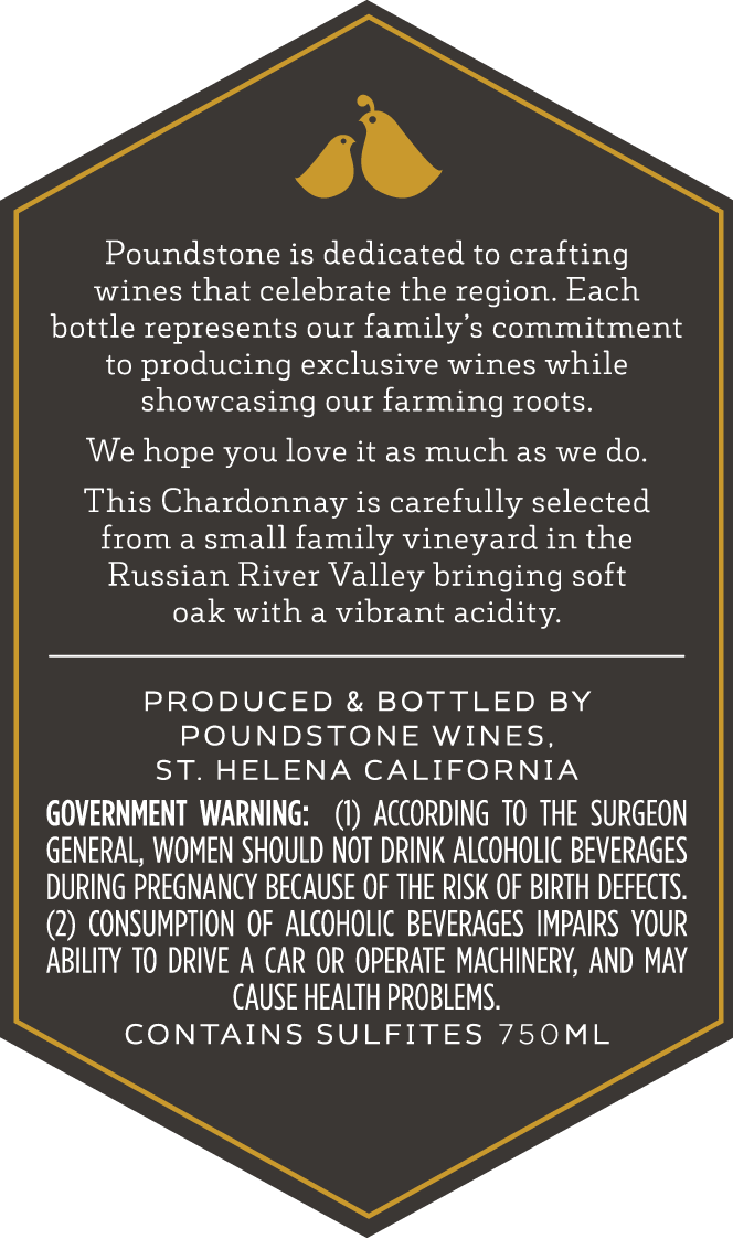 Russian River Valley Chardonnay 2016