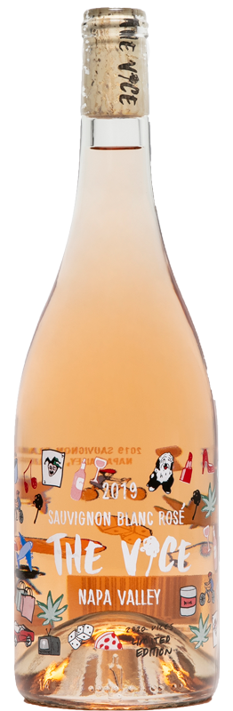 """Vices"" Limited Edition Sauvignon Blanc Rosé 2019"