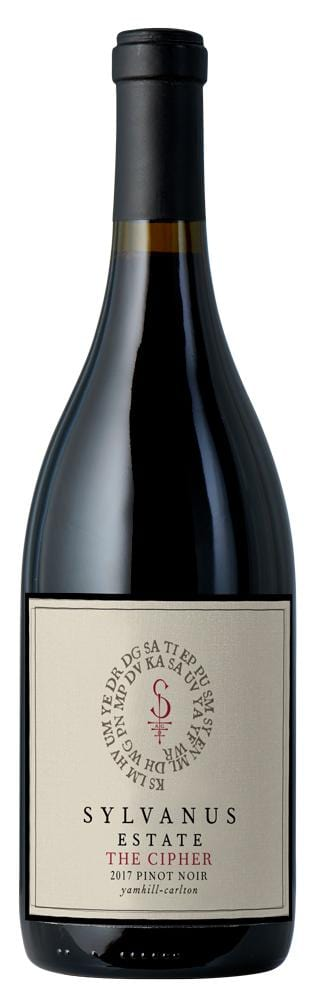 The Cipher Reserve Pinot Noir 2017 Bottle