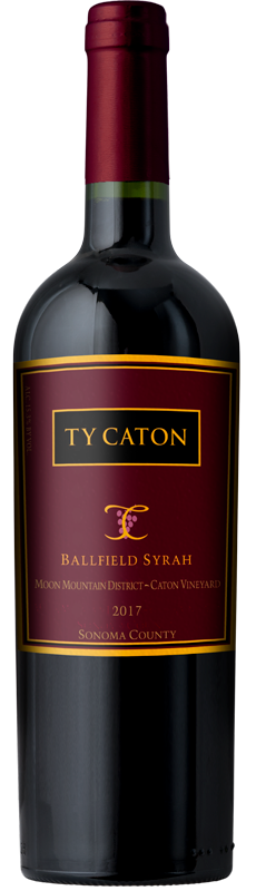 Estate Ballfield Syrah 2017