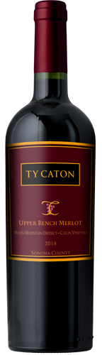 Estate Upper Bench Merlot 2018