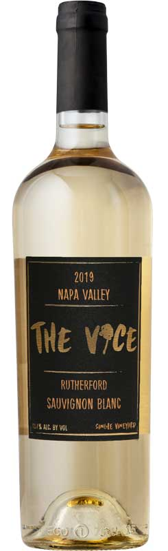 """The Immigrant"" Single Vineyard Sauvignon Blanc 2019"