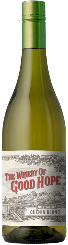 The Winery of Good Hope Chenin Blanc 2014