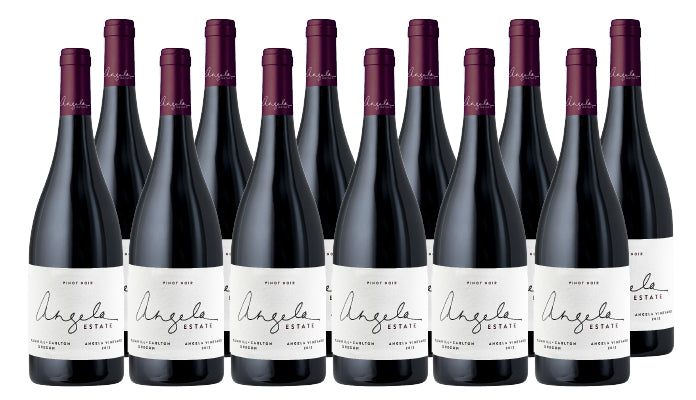 CYBER MONDAY ANGELA ESTATE PINOT NOIR 12-PACK