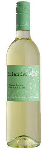 friends. White Wine Blend 2019