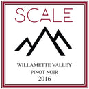 Scale Willamette Valley Pinot Noir 2016