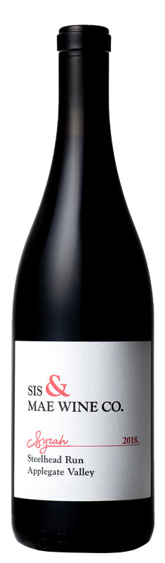 Steelhead Run Syrah 2018