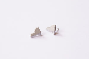 NEW YORK Concrete Earrings