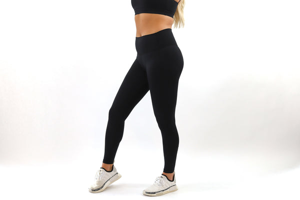LUX Leggings - Shadow Black