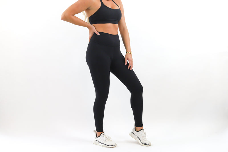 OG Leggings - Midnight Black