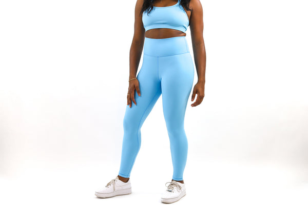 OG Leggings - Sky Blue