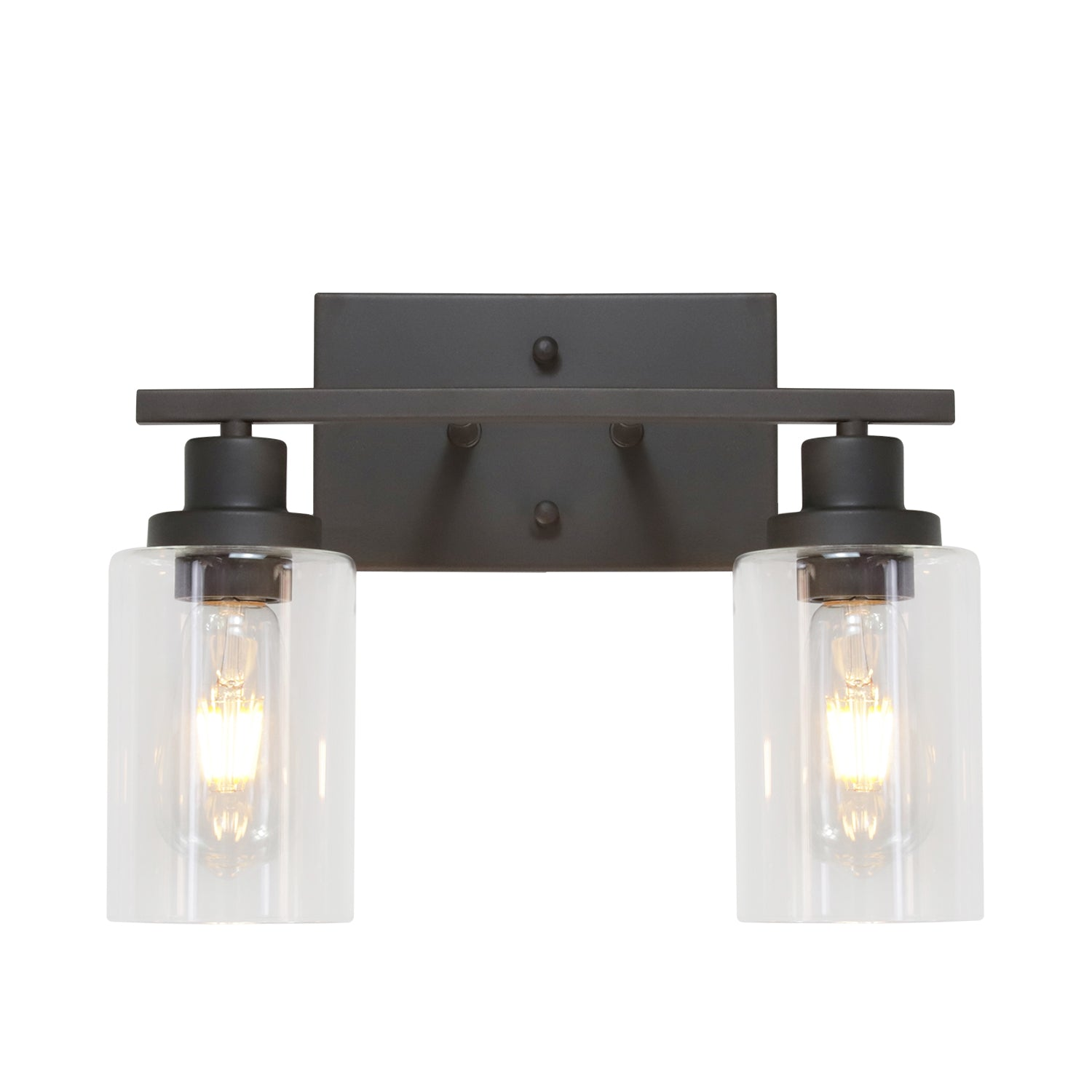 Wall Sconces Wall Lamp Bathroom Sconces Wall Sconce Lighting 2 Light Indoor Wall Sconces Rustic Wall Sconces Farmhouse Wall Sconce Bonlicht Lighting