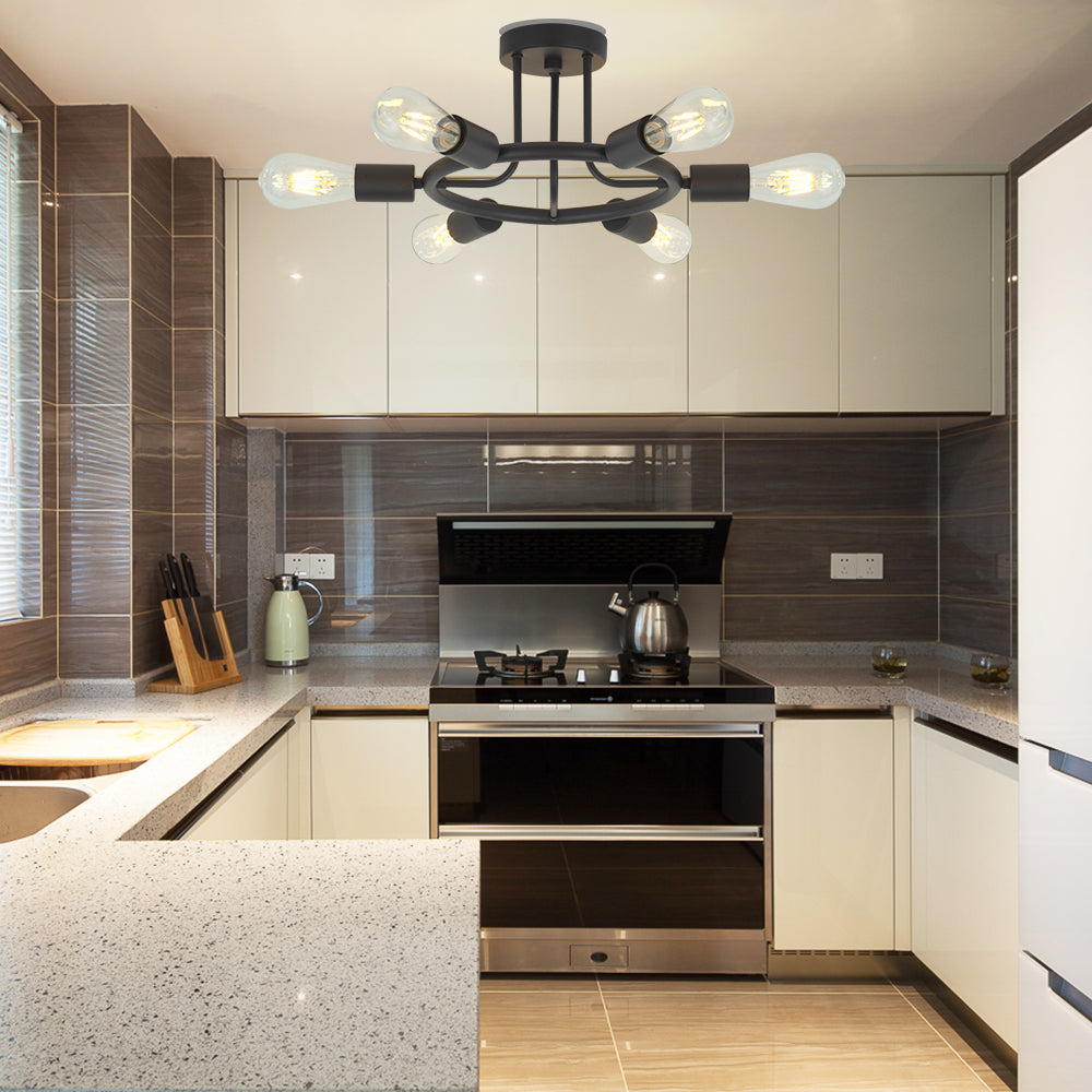 Wtsenates Extraordinary Kitchen Ceiling Light Fixtures Ideas In Collection 4699