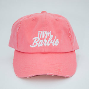 Farm Barbie Ball Cap