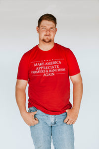 Make America Appreciate Graphic Tee - Unisex