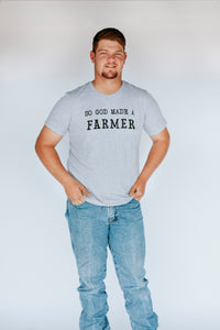 So God Made A Farmer Graphic Tee - Unisex