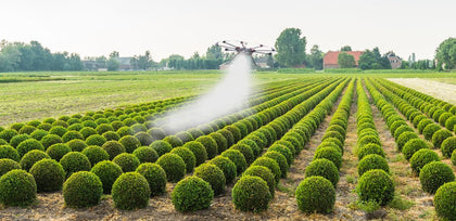 Agricultural Drones Popular Seed and Spray Ag Drones