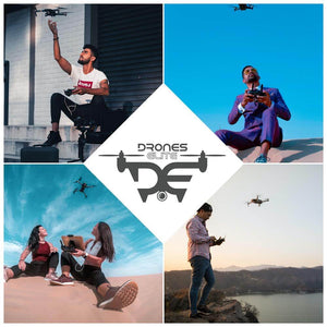 Our Team is Filled With Drone Fanatics! Every Drone Purchase is Backed by Our 100% Satisfaction Guarantee. We Love Drones And Want to Send Drones to Every Corner of the World!