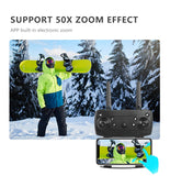 New 2021 Mavic Mini Clone Dual 4K Foldable Camera Pocket Travel Drone