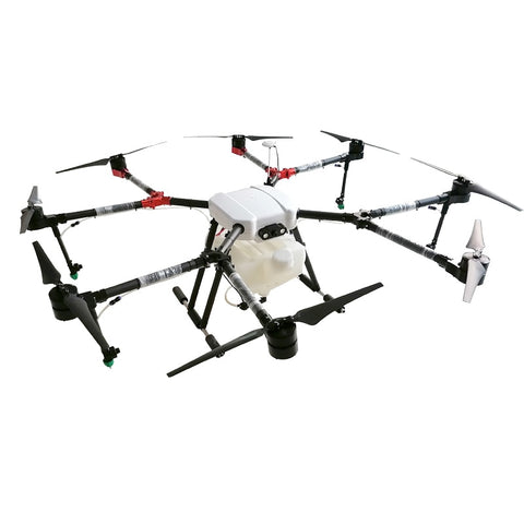 TYIMOTOR 10KG Agricultural A3-AG Drone for Spraying Pesticides (Carbon Fiber Construction))