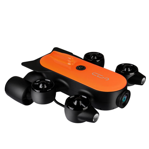 Titan Underwater Intelligent Drone with Sea Starlight Camera