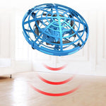 Mini Hand Sensing Flyball UFO Drone for Kids