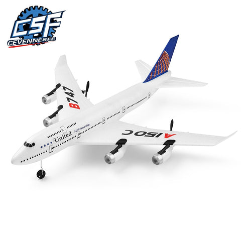 NEW 2021 Drone for Kids Boeing B747 Model RC Airplane