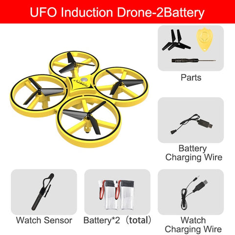 F65 Smart Watch Gesture Control Quadcopter