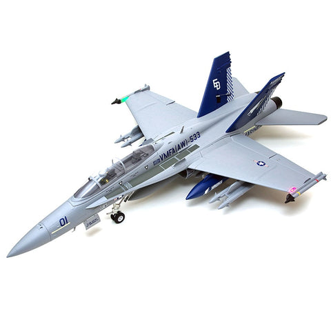 F/A-18 Hornet Fighter Remote Control Fixed-Wing Aircraft Drone (PNP Version)