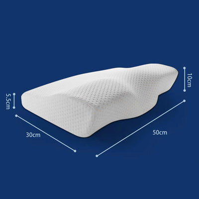 CurePillow™ Contoured Cervical Orthopedic Pillow