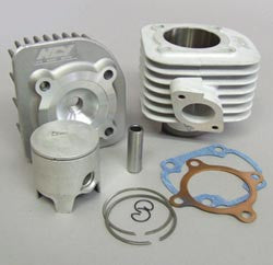 Cylinder Kit 12mm Big Bore NCY