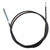 Brake Cable Rear  '02-'11