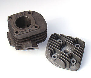 Cylinder & Head Used
