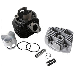 Cylinder Kit 72cc  Cast Iron Polini Contessa '02-'11