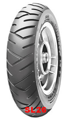 Pirelli Scooter Tires Zuma 50