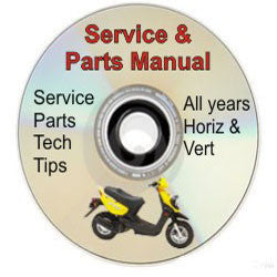 Service Manual 50 Two Stroke