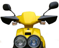 Turn Signal Set Clear - Zuma 50
