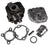 Cylinder Kit Cast Iron 50cc '02-'11