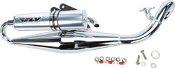 Exhaust  '02 - '11 Fly CHROME