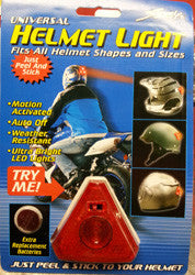 LED Helmet Light