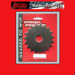 Sprocket - Front 420 Chain