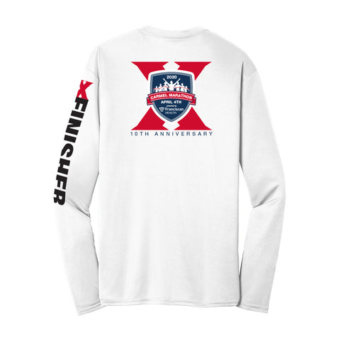 Finisher Long Sleeve Performance Tee
