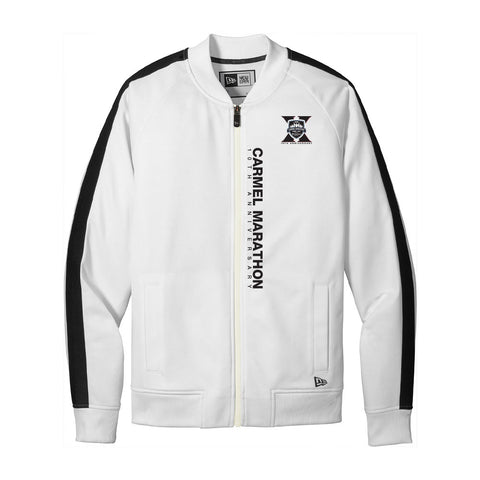 Limited Edition Carmel Marathon x New Era Track Jacket